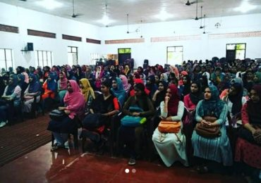 INDUCTION PROGRAMME TO FRESHERS