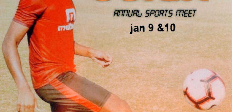 UURJA – Annual Sports Meet 2019-20