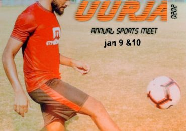 UURJA – Annual Sports Meet 2019-20